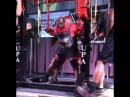 Амит Сапир (США), присед в наколенниках -373 кг, с. в. 100 кг, UPA - Nationals