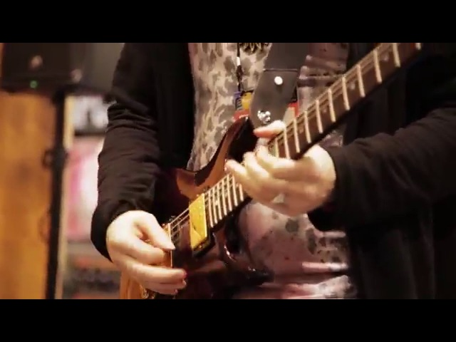 NAMM 2016 Timo Somers Live At The Dunlop Booth (Part 2)