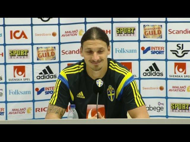 Zlatan om att möta MFF Visste det skulle hända, det var ödet - TV4 Sport