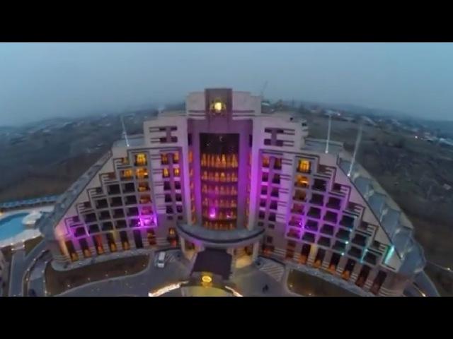 "GAGIK TSARUKYAN PARTICIPATES IN MULTI GRAND"" HOTEL COMPLEX OPENING CEREMONY"