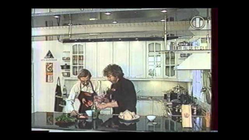 СМАК 1995 г. Андрей Макаревич и Иван Уфимцев