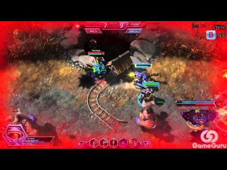 Heroes of The Storm [No stream] - Tychus 29.07.14 (2)