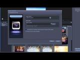Создаём красивую видео-заставку для монтажа видеороликов (производство видеороликов)