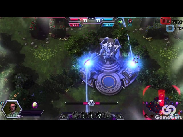Heroes of The Storm - Мурчаль Murky 25.08.14 (1)
