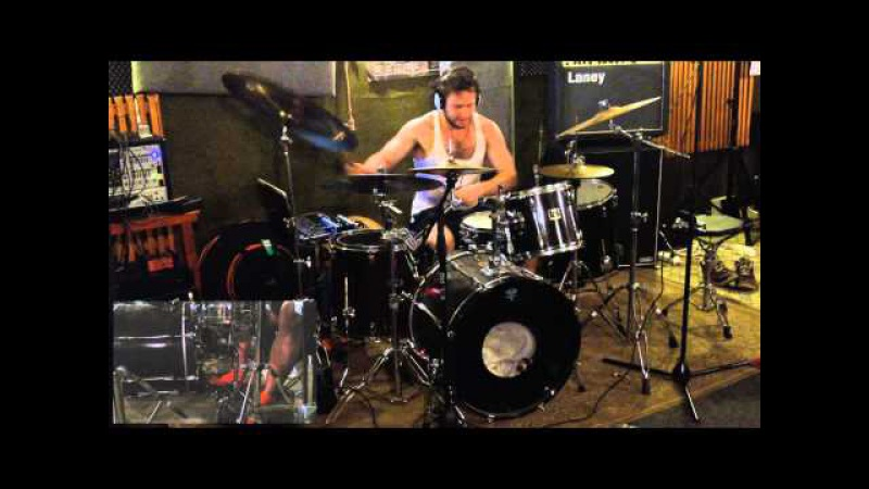 LEPROUS - Rewind (drum cover version by Albert Mednis)