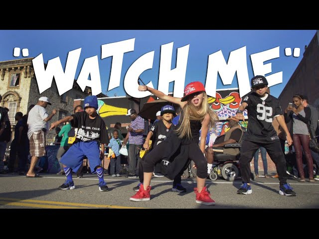 Silento - Watch Me (Whip/Nae Nae) | YAK x TURFinc Dem Bague Boyz Phoenix Lil'Mini WatchMeDanceOn
