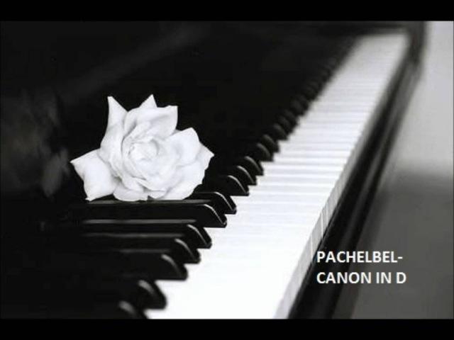 Pachelbel - Canon in D (Best Piano Version)