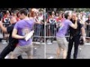 Sexy Cop Shows Off His Killer Dance Moves At The NYC Pride Parade