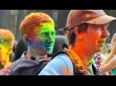 Яркий красочный праздник Холи - The Holi, Bright and Colorful Holiday