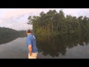 Catfishing on the Warrior River