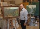 Олег Молчанов русский художник пейзажист