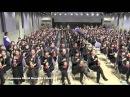 Matryomin ensemble set the world record for the Largest theremin ensemble