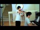 Naruto Shippuden Despair Violin piano duet