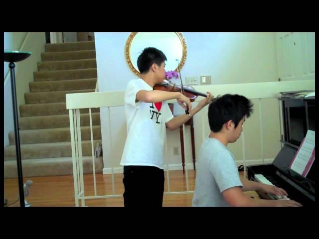 Naruto Shippuden - Despair - Violin, piano duet