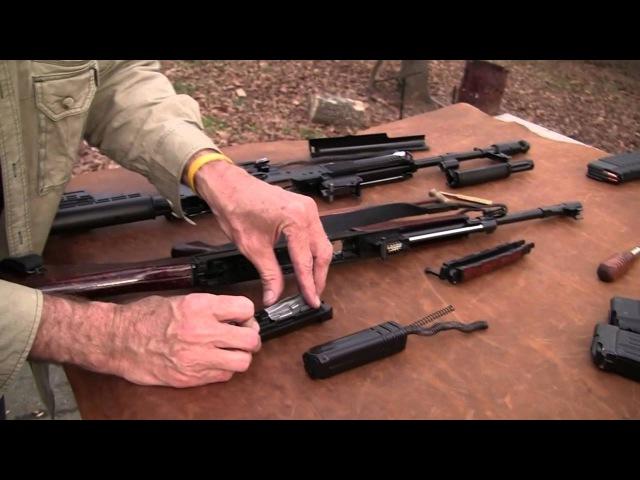 Vz 58 vs AK 47