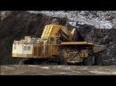Суперсооружения Машины для добычи алмазов
