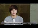[ПЕРЕЗАЛИТО] [Рус.Саб]  Seventeen Pre-debut Film Ep.1 ( Mingyu & Wonwoo ) @ Hotzil