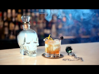 Spooktacular (G)Old Fashioned by Massimo La Rocca