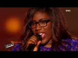 2016.02.20 Blind Audition : Khady ≪ It's a Man's Man's World ≫ (James Brown)