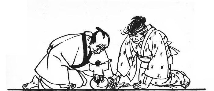 Момотаро, або Хлопчик-Персик