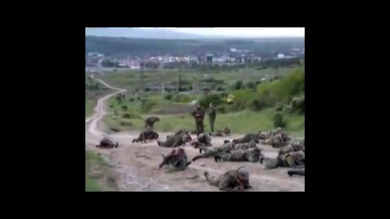 ВС РФ Военная Разведка Цхинвал в\ч 66431