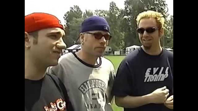 Bloodhound Gang - Live in Hultsfred Festival, Hultsfred, Sweden (17/06/1999)