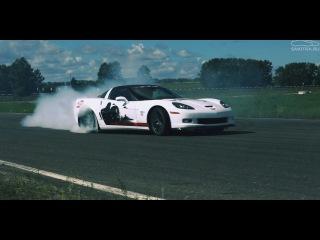 Тест драйв от Давидыча - Chevrolet Corvette C6