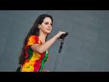 Lana Del Rey - Ultraviolence at Glastonbury 2014