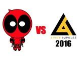 Deadpool vs Anime Impulse 2016