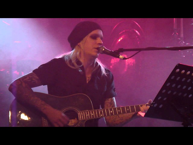 Chris Harms Gared Dirge - Frozen 29.11.2013 Hamburg