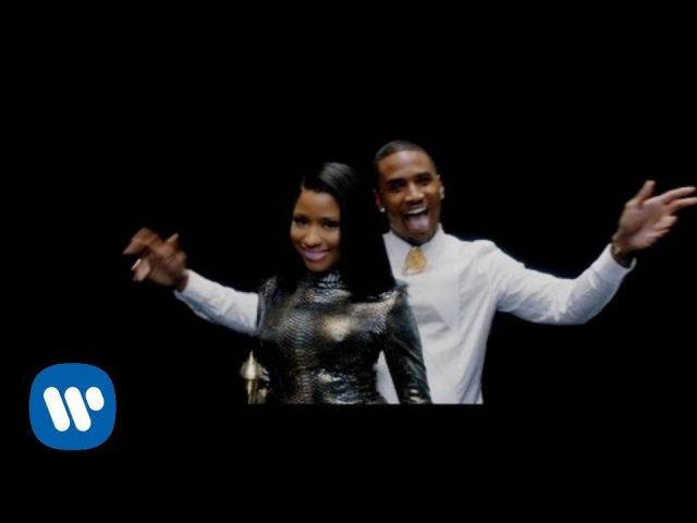 Trey Songz Nicki Minaj - Touchin, Lovin (Official Music Video 05.12.2014)