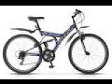 Обзор велика#3 Велосипед STELS FOCUS 26