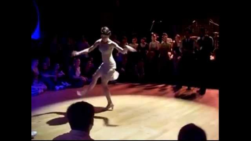 Amazing Swing Dancing in Paris (via Gael Cornillon)