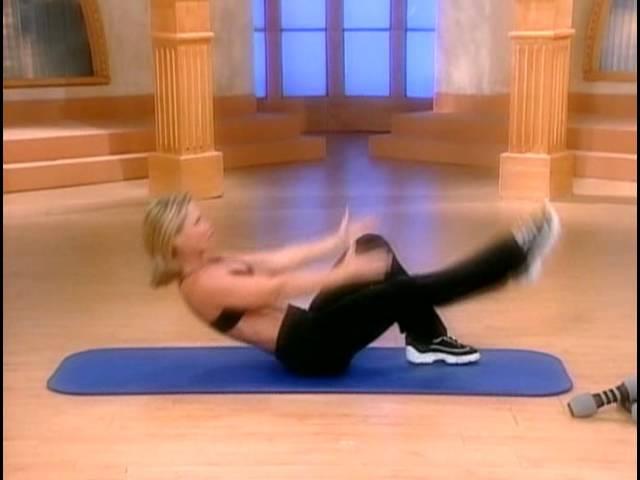 Секреты фитнеса Я хочу такой пресс Комплекс 2