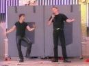 КВН 95 квартал - Человек рожденный в танце