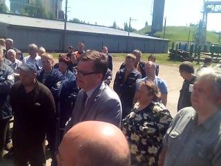 Завод металлоконструкций в Молодечно. Надоело работать даром.
