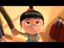 Гадкий я 2 фильм-трейлер-клип миньоны Ба-на-на HD
