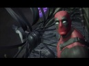 Death singing Crazy to Deadpool - Deadpool The Game 1080p