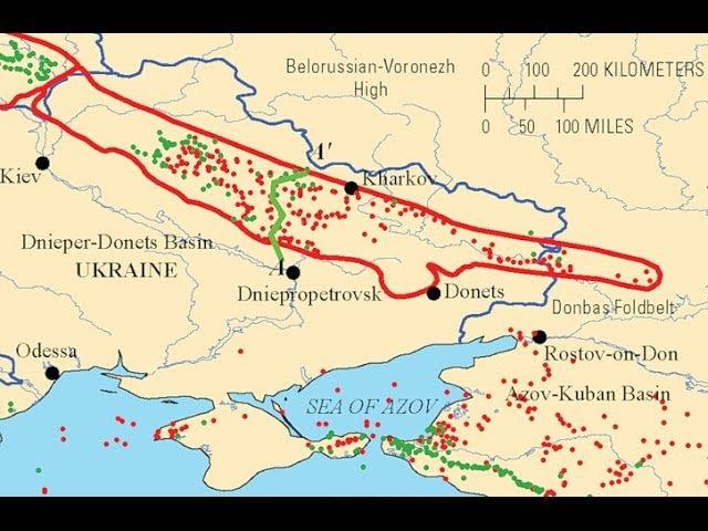 Луганск и Донбасс продали Штатам за сланцевый газ