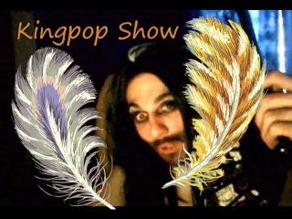 Кончита в видеочате  и веер Чат рулетка Kingpop show  07.2014