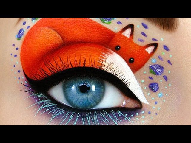 Eye Art - Tal Peleg Art of Makeup