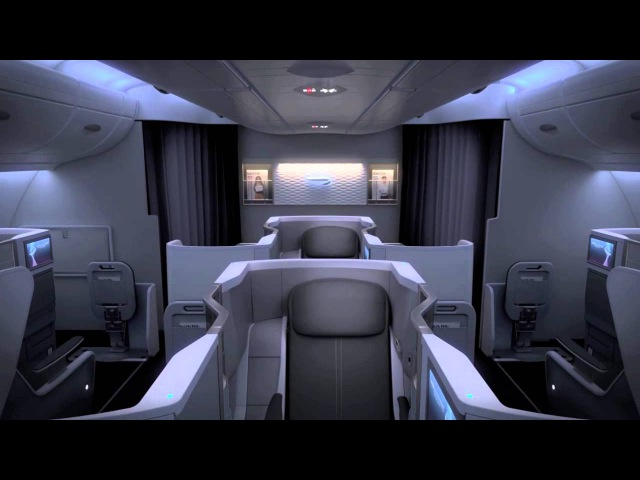 British Airways - A glimpse inside our new A380
