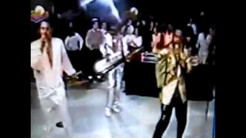 World Class Wreckin Cru ft. Dr. Dre - Surgery (dJ dAb Overdub) 1984 Live Performance