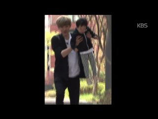 150521 EXO CHANYEOL @ KBS The Return Of Superman Preview