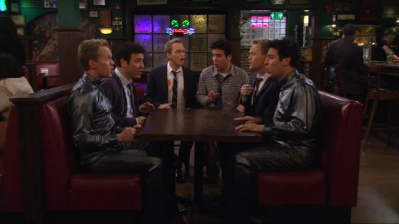How I met your mother |8х20| for the longest time
