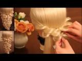 Причёска на резинках - Русалка (1)