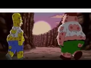 Гомер Симпсон против Питера Гриффина (Homer Simpson vs Peter Griffin)