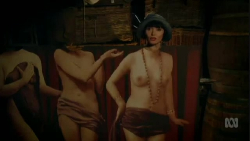 Phryne Jack | Ain't she sweet | Miss Fisher's Murder Mysteries Hannah