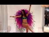 Alessandra Ambrosio Reveals Beauty Secret During Victorias