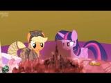 Мой маленький пони 5 сезон серия 25-26 (без перевода на английском языке!)My Little Pony FiM  The Cutie Re-Mark (Parts 1-2) (S05